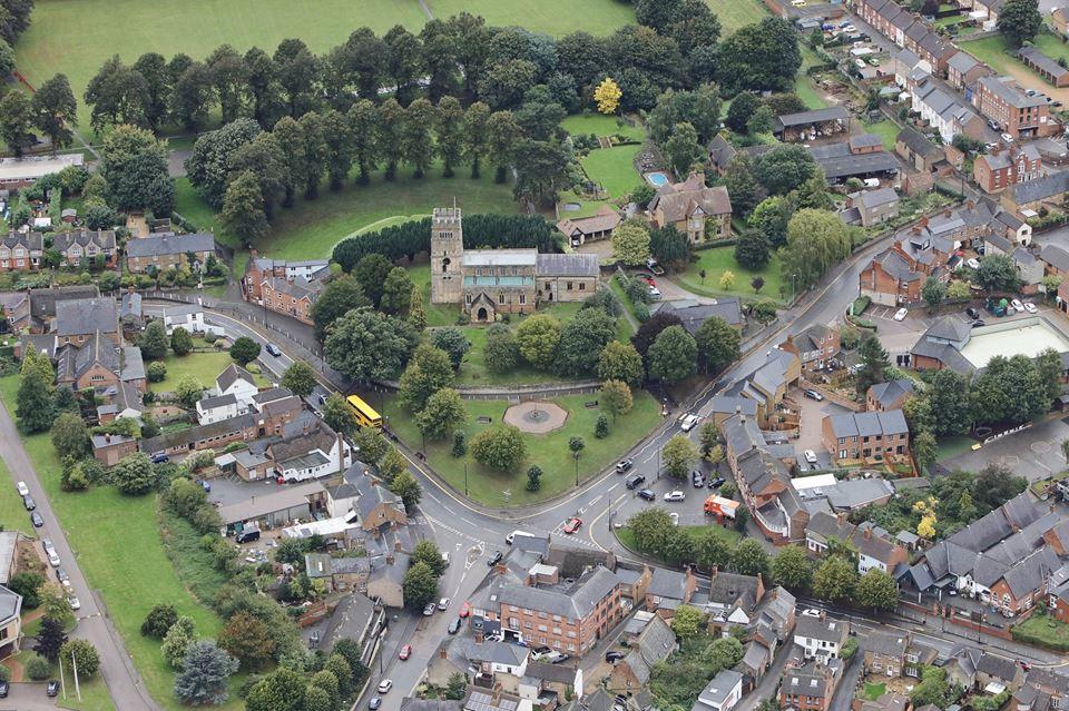 All Saints Church, Earls Barton