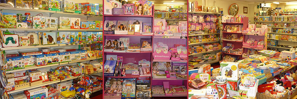 Jeyes Toy Shop